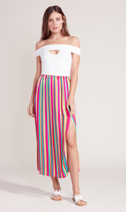 Outside the Lines Rainbow Skirt