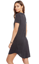 Shirttail T-Shirt Dress- Black or Olive