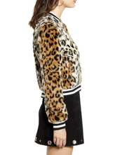 Cat Power Bomber Jacket
