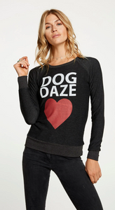 Dog Daze Sweatshirt