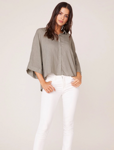 Let's Split Dolman Top -2 Color Choices