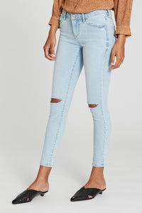 Gisele Skinny Ankle Jeans