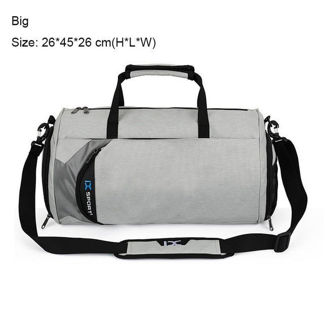 234b3fb3890 INOXTO Fitness Sport Small Gym Bag with Shoes Compartment Waterproof Travel  Duffel Bag for Women and ...