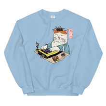VERY COOL CAT BEATS SWEATSHIRT
