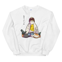 STAY AT HOME SWEATSHIRT