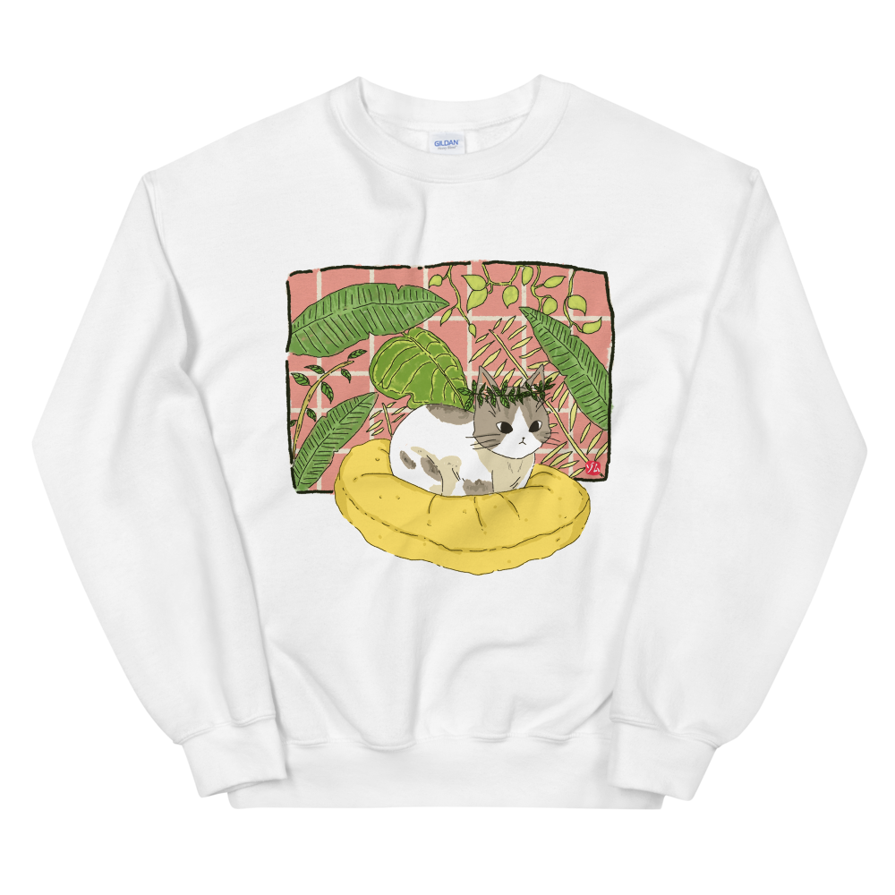 MYCATISFLYING SWEATSHIRT