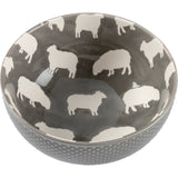 Farm Animals Bowl Set- Sheep