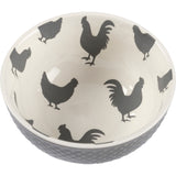 Farm Animals Bowl Set- Chicken