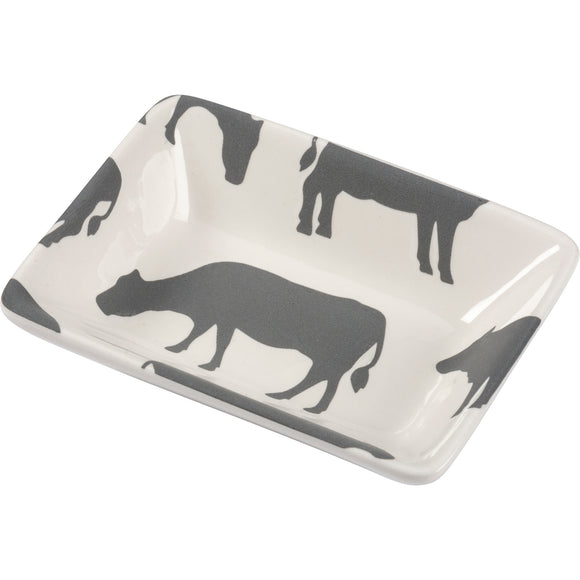 Cow Mini Tray