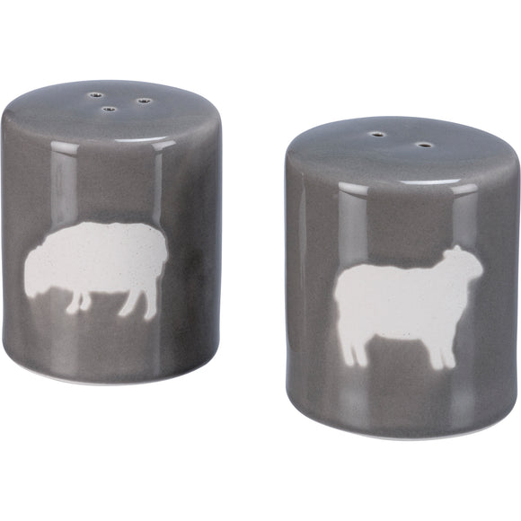 Sheep Salt and Pepper Shaker Set