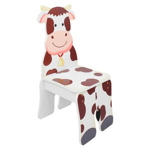 Cow Farm Chair