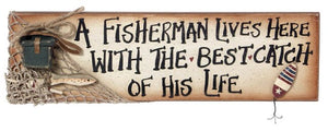 Fishing Signs and Gifts