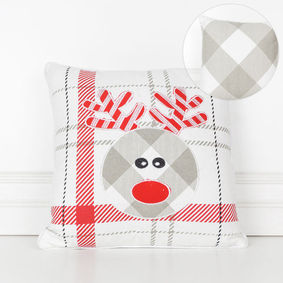 Buffalo Check Rudolph Pillow
