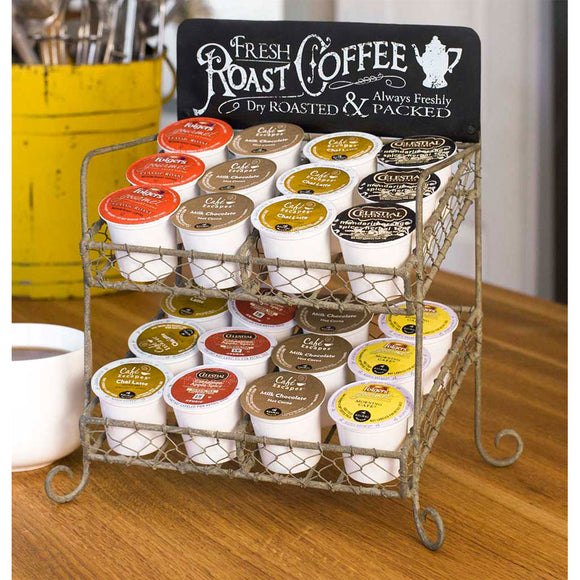 K Cup Coffee Caddy