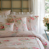 Shore Rose Petal Pink Duvet