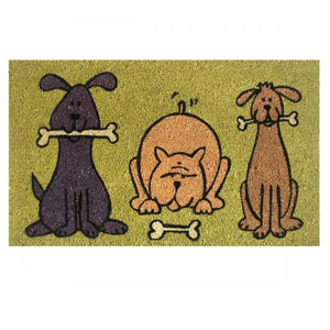 Doggie Fun Doormat