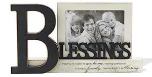 Blessings Photo Frame