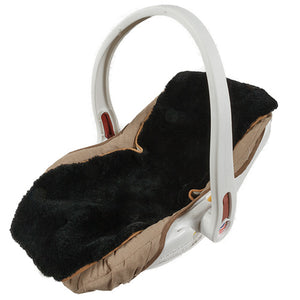 Sheepskin Car Seat/Stroller Cover