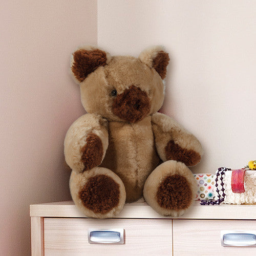 Sheepskin Teddy Bear Small