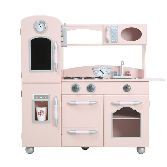 Westchester Retro Play Kitchen, Pink
