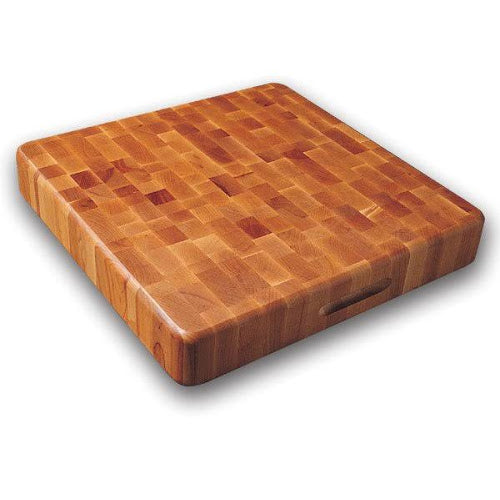 Rectangle End Grain Chopping Block- 17