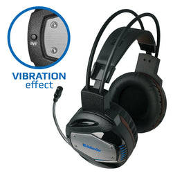 Gaming headset Defender Warhead G-500 Professional Wired Gaming Bass