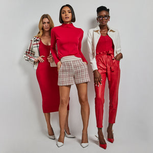 Dramatic Red Collection - AW2020