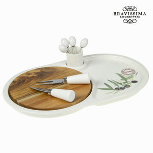 Kit pour apéritif loungue - Collection Kitchen's Deco by Bravissima Kitchen