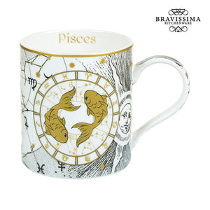 Tasse mug Poisson - Collection Kitchen's Deco by Bravissima Kitchen