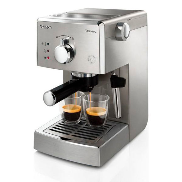 Café Express Arm Philips HD8427/11 Saeco Poemia 15 bar 1,25 L 950W Acier inoxydable