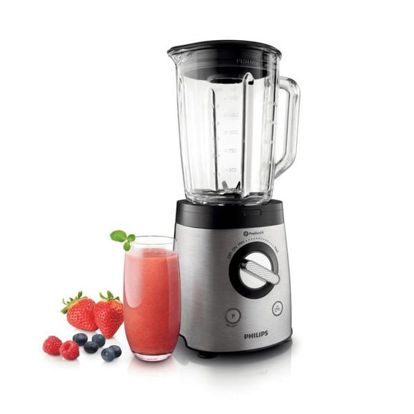 Bol mixeur Philips HR2093/08 Avance Collection 2 L 900W