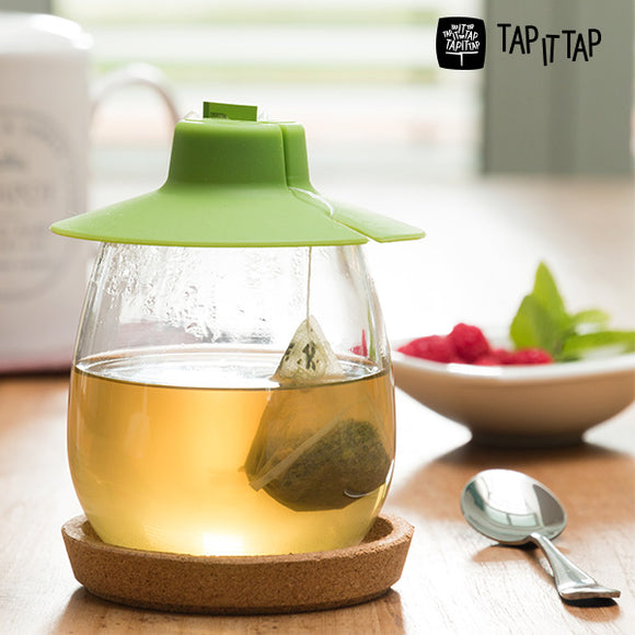 Couvercle en Silicone pour Infusions