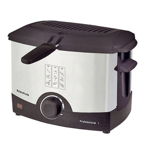 Friteuse Taurus Professional 1 1,2 L 1200W Acier inoxydable