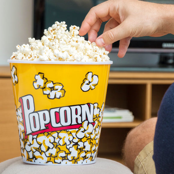 Sceau à Pop-corn Popcorn