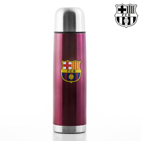 Thermos FC Barcelone acier inoxydable