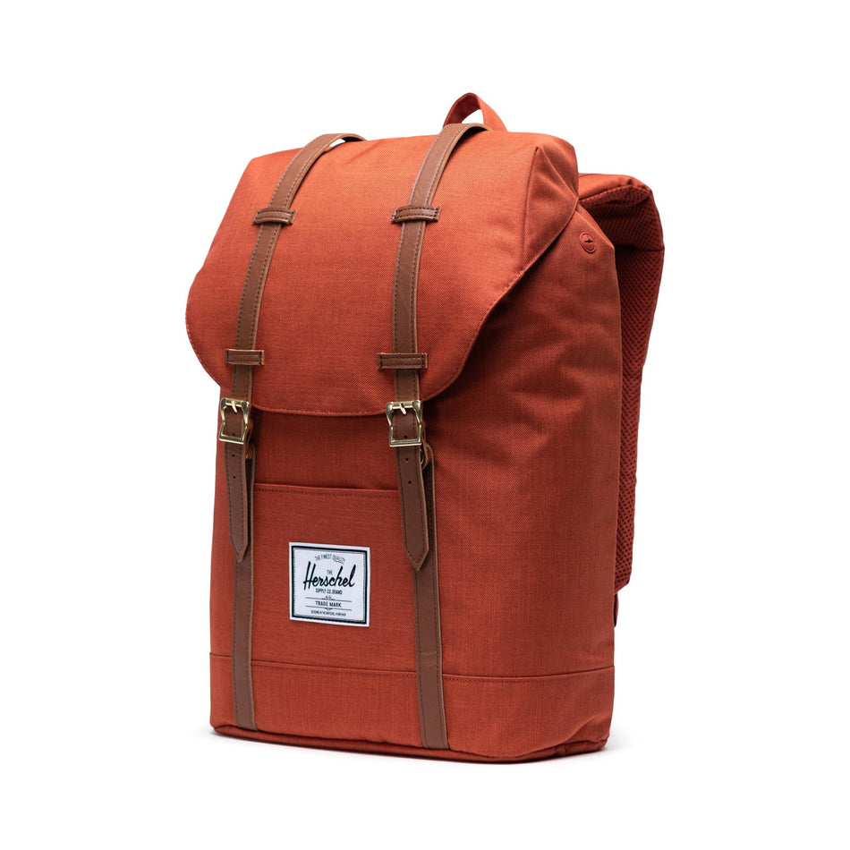 HERSCHEL - RETREAT PICANTE CROSSHATCH