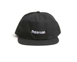 PATERSON LEAGUE - OG LOGO HAT BLACK