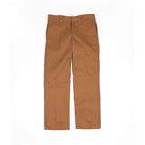 DICKIES - 873 STRAIGHT PANTALONE BROWN DUCK