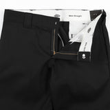 DICKIES - 873 STRAIGHT PANTALONE  NERO