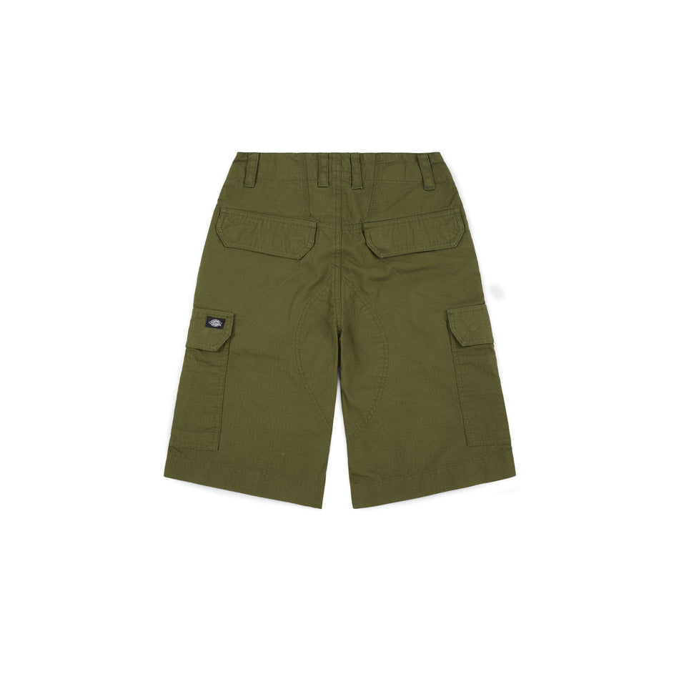 DICKIES - NEW YORK SHORT BERMUDA CARGO OLIVA