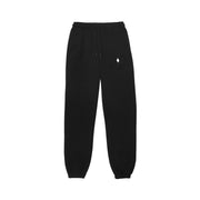 MARCELO BURLON COUNTY OF MILAN - CROSS LOGO SWEATPANTS NERO