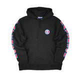 PATERSON LEAGUE - ALPINE RESCUE HOODIE BLACK