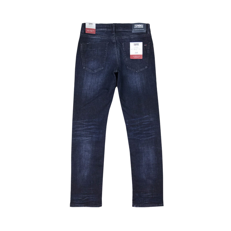 TOMMY JEANS - DYNAMIC CLASSIC JEANS DARK DENIM
