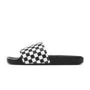 VANS - SLIDE ON CHECKERBOARD BLACK WHITE