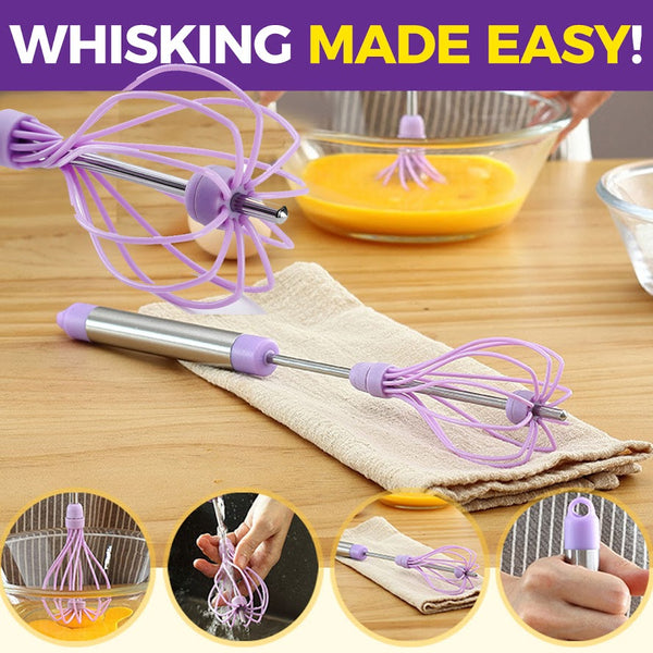 Adjustable Semi-Automatic Whisk
