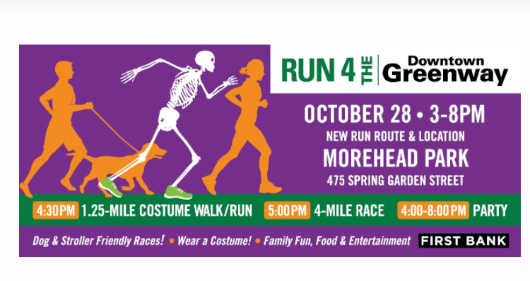 Run 4 The Greenway