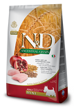 Farmina N&D Ancestral Grain Canine Chicken & Pomegranate Adult Mini