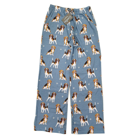 Comfies Dog Breed Lounge Pants for Women, Beagle