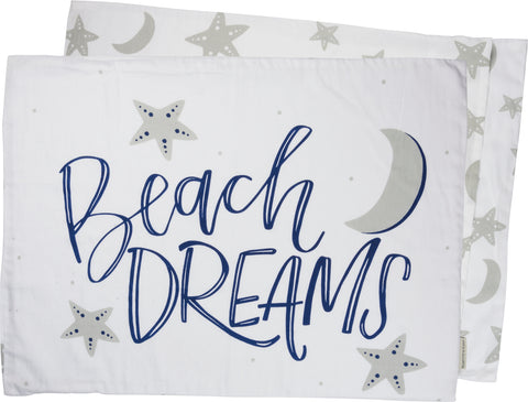Beach Dreams Pillow Case