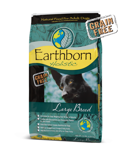 Earthborn Holistic® Large Breed Dog Food